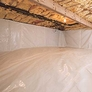 Cleanspace in crawlspace