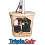 Triple Safe pump