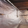ThermalDry wall insulation