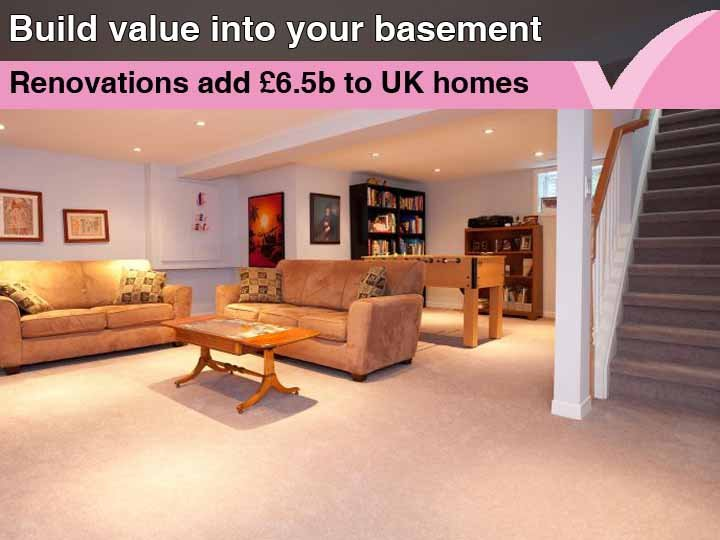 Renovations add £6.5 billion to the value of UK homes