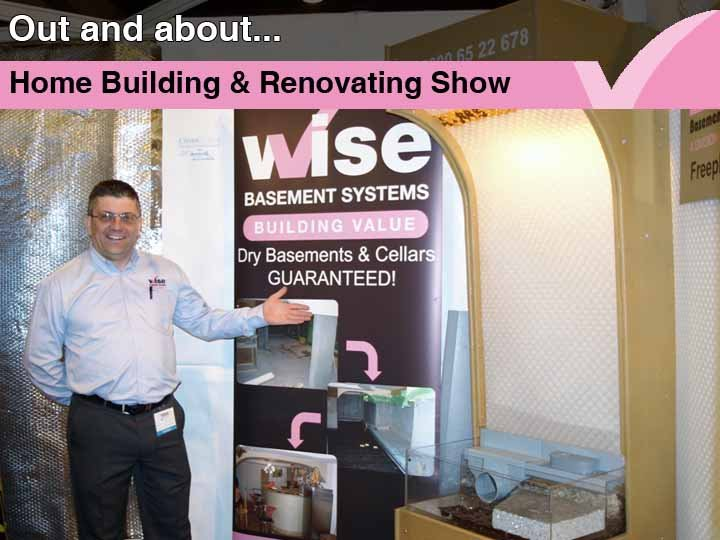 Wise at Home Building & Renovating Show