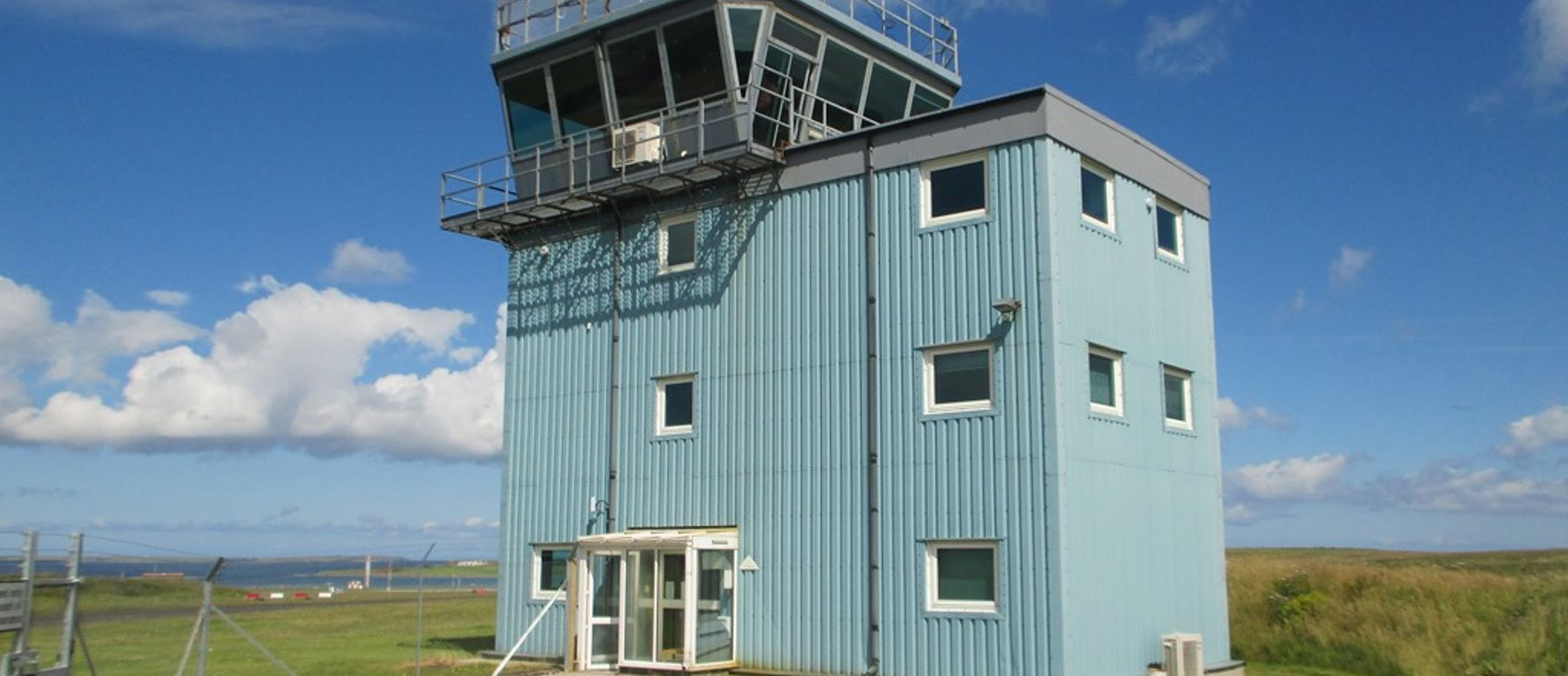 Kirkwall Air Traffic Control Tower
