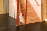 Floor waterproofing systems - basement waterproofing products