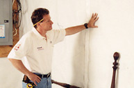 Wall waterproofing systems - basement waterproofing products