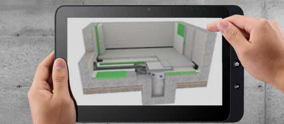 WATERPROOFING DESIGN