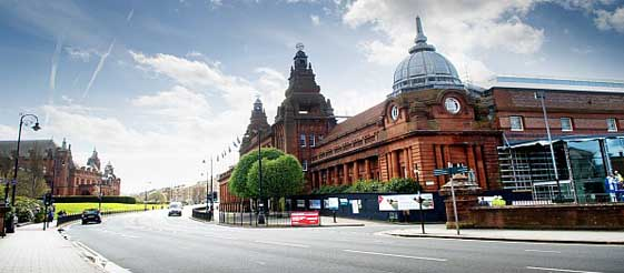 Kelvin Hall: Glasgow