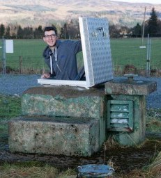 Perthshire nuclear bunker