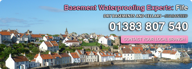 Basement Waterproofing Experts in Fife