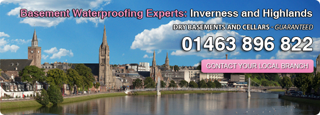 Contact our Inverness and Highlands branch